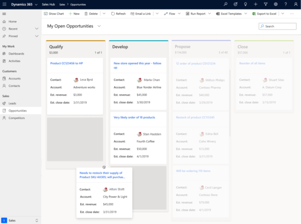 Dynamics 365 & Power Platform | 2020 Release Wave 1